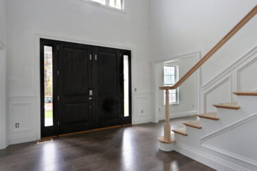 Photograph of Foyer at 25 Hedgerow Lane, Westwood MA