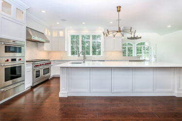 Photograph of Kitchen at 30 Hedgerow Lane, Westwood MA