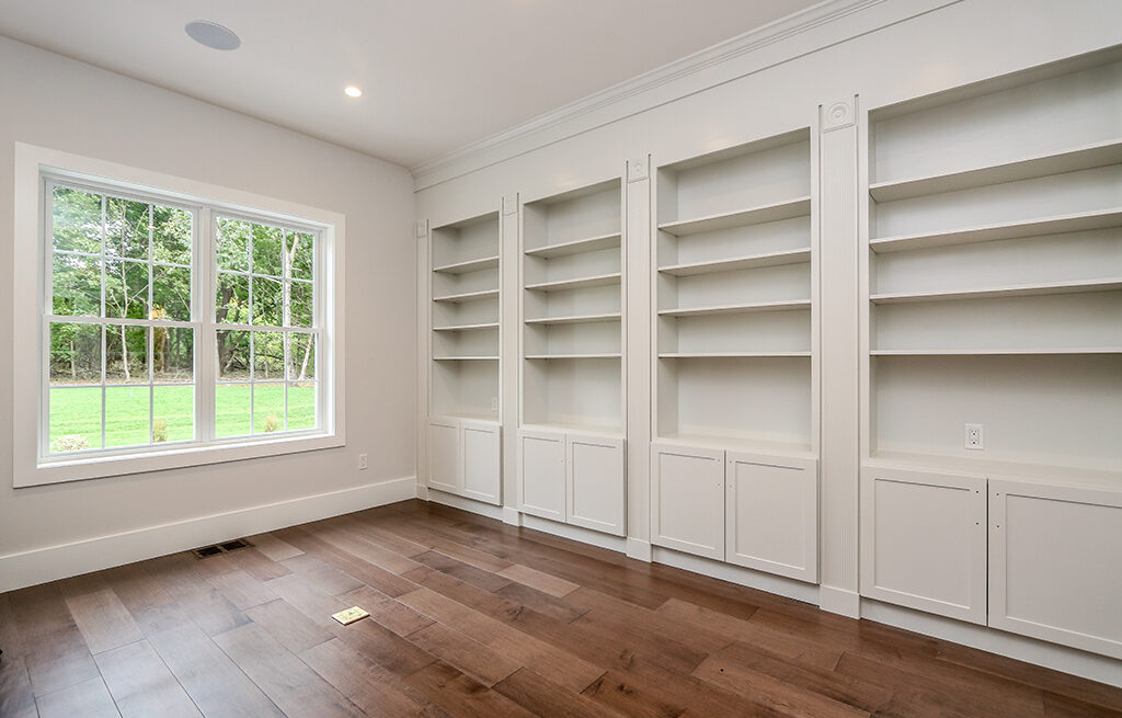 Photograph of Built Ins at 29 Hedgerow Lane, Westwood MA