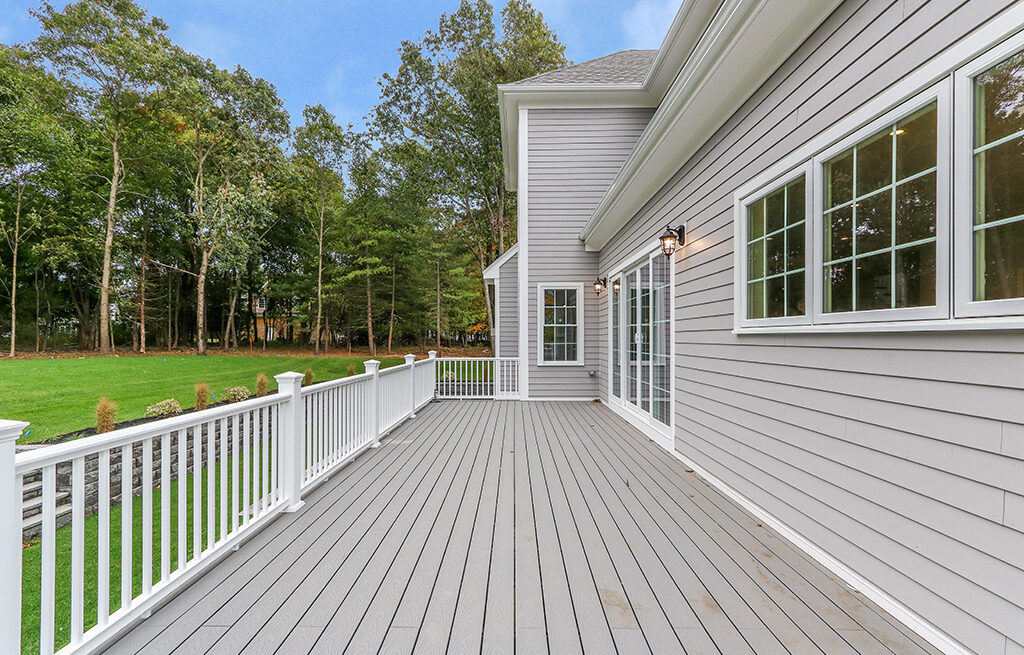 Photograph of Deck/Patio at 29 Hedgerow Lane, Westwood MA