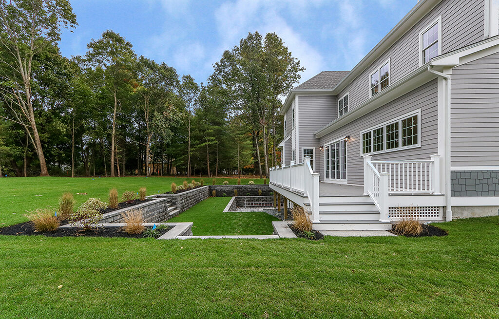 Photograph of Outdoor Living Space at 29 Hedgerow Lane, Westwood MA